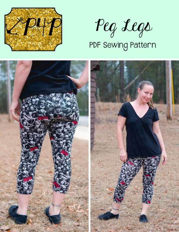 Pattern for pirates peg legs leggings  review